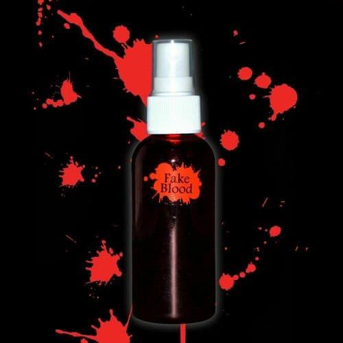 Halloween Blood Spray 75ml- Fake Blood Halloween Fancy Dress Accessory